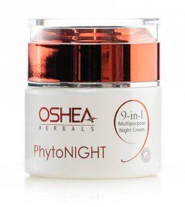 Use PhytoNight night cream