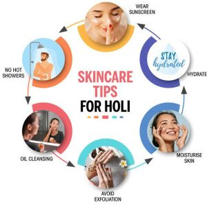 5 Pre-Holi Tips For Skin and Hair: